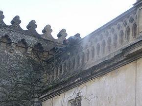 Rénovation du château Arago