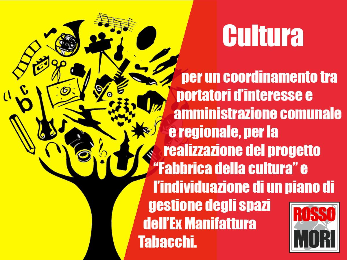 Rossomori Cultura