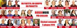 RossoMori per Cagliari Copertina e banner