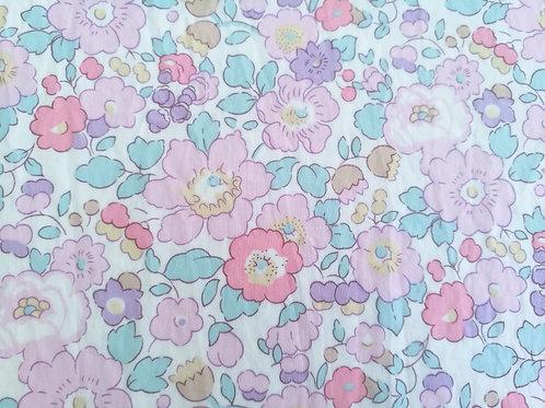 Betsy(Pink Mauve) Liberty Tana Lawn 110x50cm