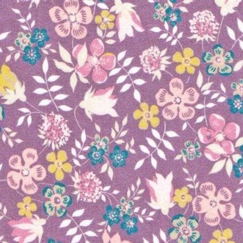 Edenham(Lilac) Liberty Tana Lawn 135x50cm