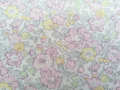 Betsy Ann(Ginger Pink) Liberty Tana Lawn 110x50cm