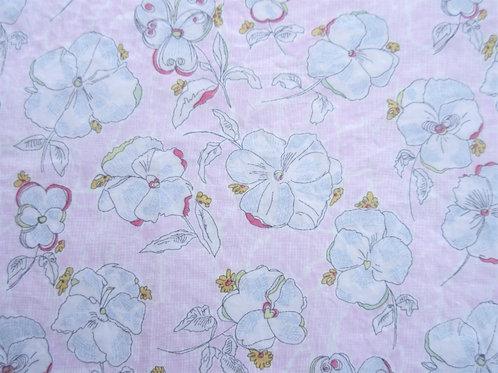 【ラミネート】Heidi (Pink) Liberty  110x50cm