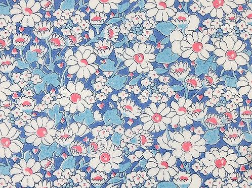 【ラミネート】AliceW (Blue) -Liberty 110x50cm