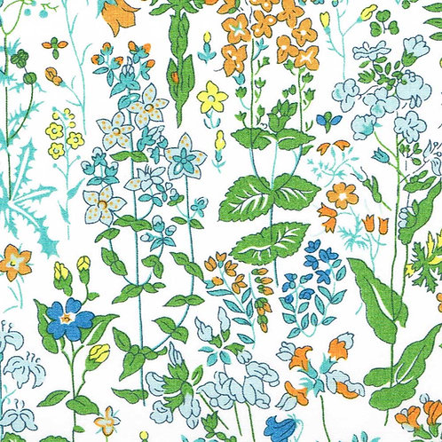 Field Flowers(C) Liberty Organic Tana Lawn 137x50cm