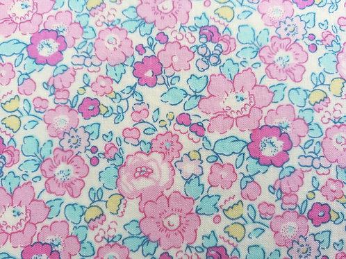 Betsy Ann(Classic Rose) Liberty Tana Lawn 110x50cm