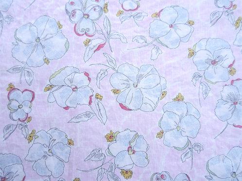 Heidi (Pink) Liberty Tana Lawn 110x50cm