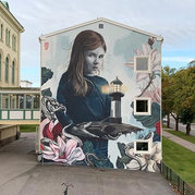 Västervik, Sweden.