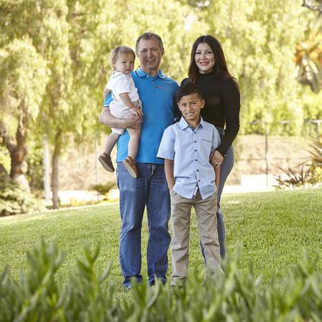 The Behrman Family