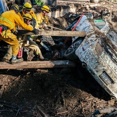 Mudslide Search Team