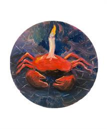 Charles Hascoët - Crabe Araigné III, 2020