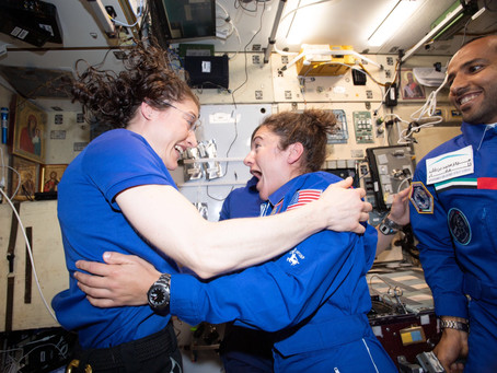 Getting to Know the Astronauts of the First All-Female Spacewalk