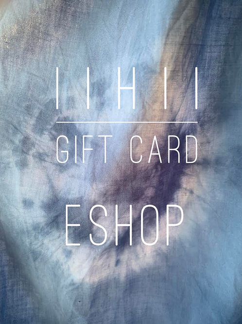 11H11 Holistic Gift Card  Eshop