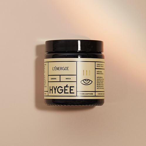 HYGEE - L'Énergie