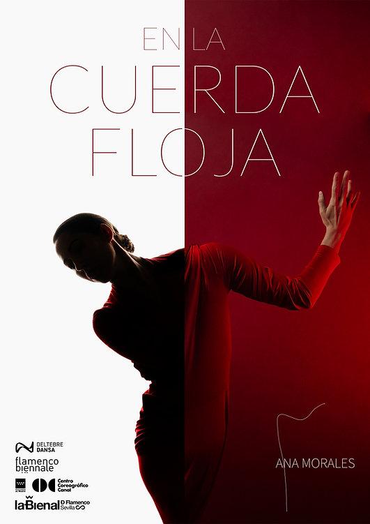 Ana Morales - En la cuerda floja - Carte