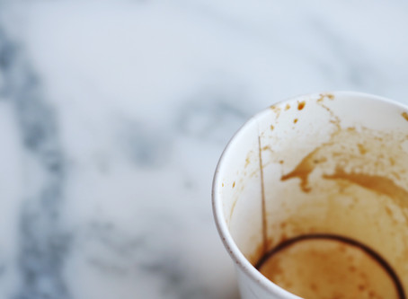 Empty Your Cup: Part One