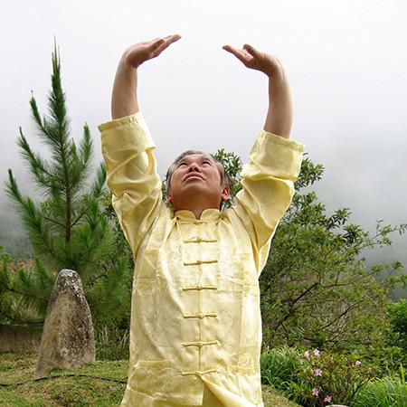 Grandmaster Wong Kiew-Kit St. Paul Qigong