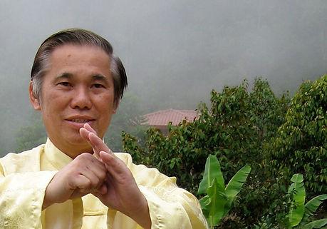 Sifu Wong Kiew-Kit Shaolin Salut