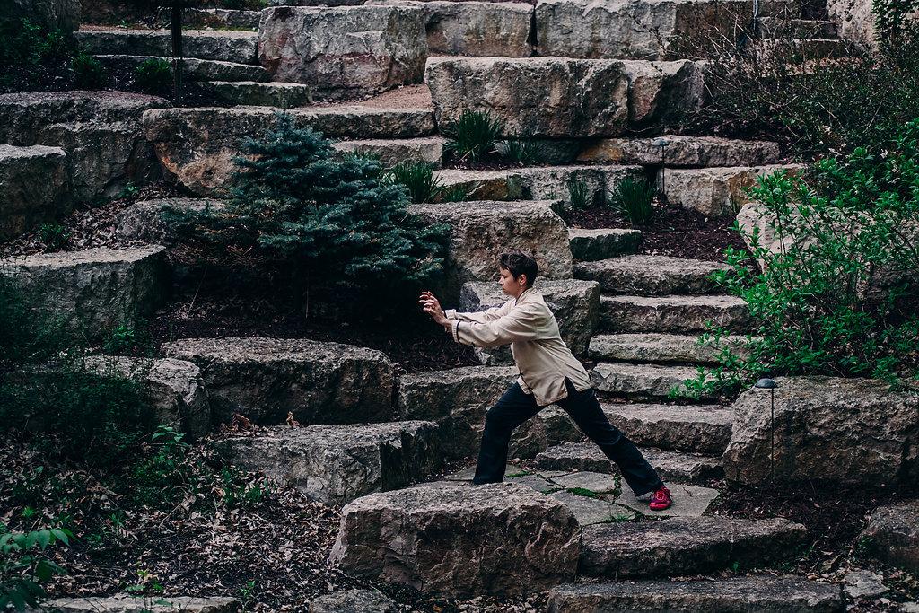 Warrior Qigong