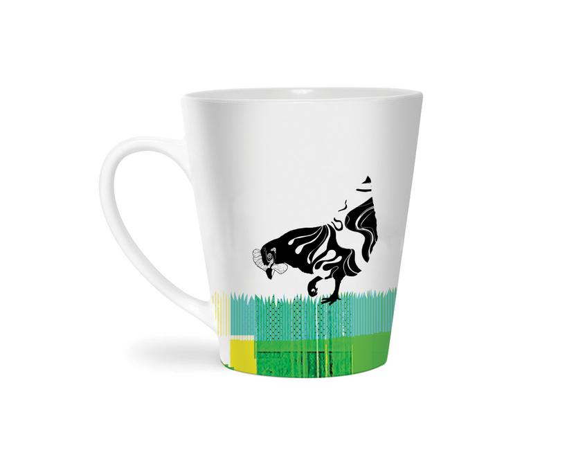 Gallinas Mug Design--©2020 Adolfo Valle