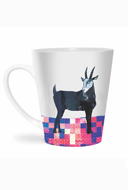 Cabras! Mug Design © Adolfo Valle Studios--All Rights Reserved