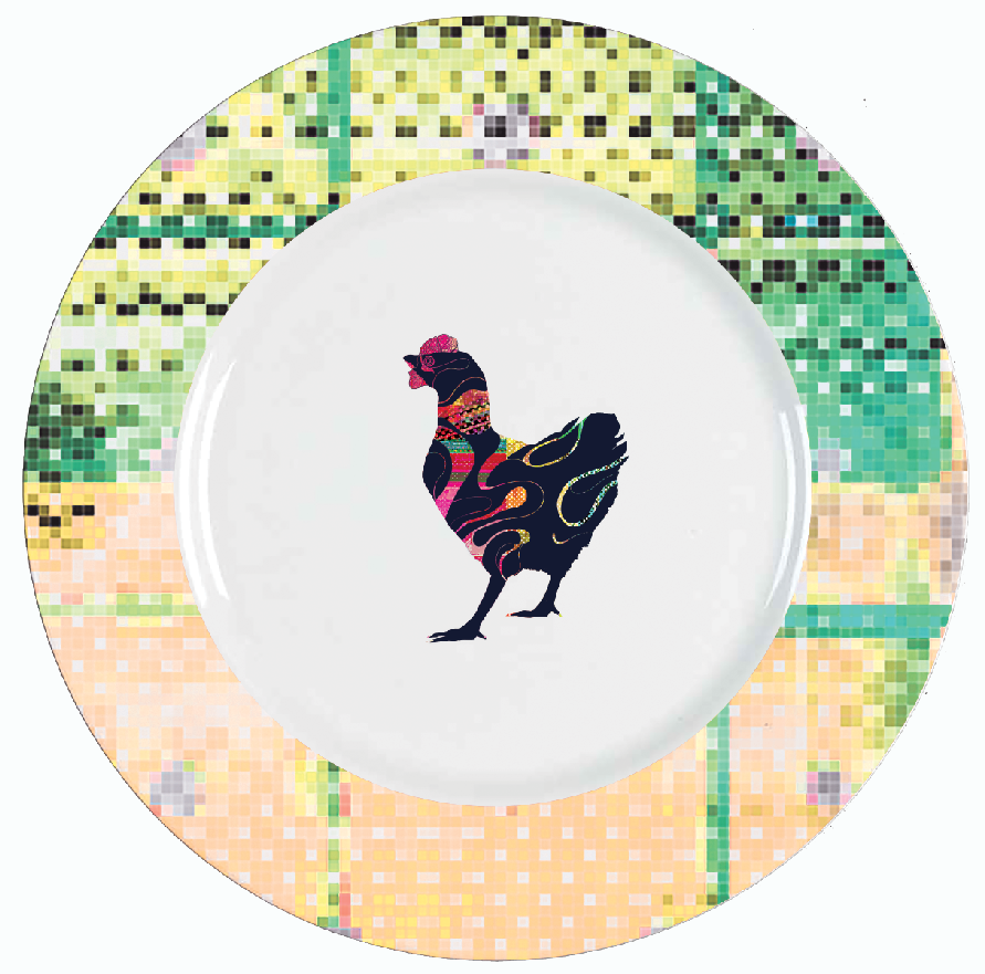 Gallinas Plate Design Variant 2--©2020 A