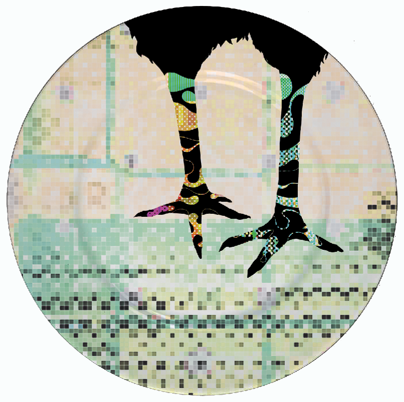 Gallinas Plate Design 3--©2020 Adolfo Va