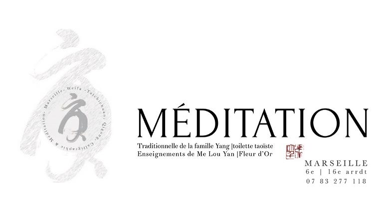 MÉDITATION | COURS JULIEN