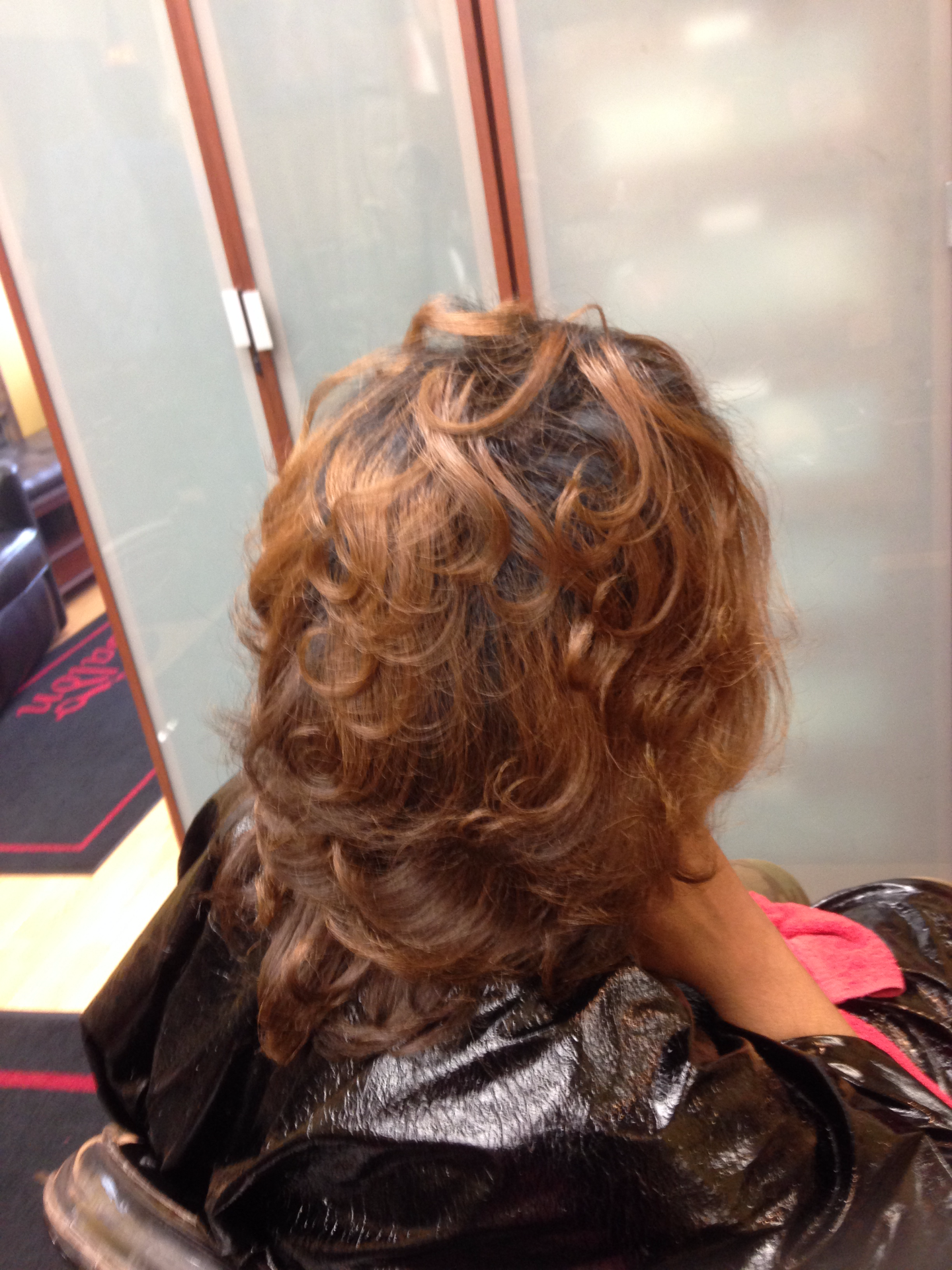 Blow Dry - Back view