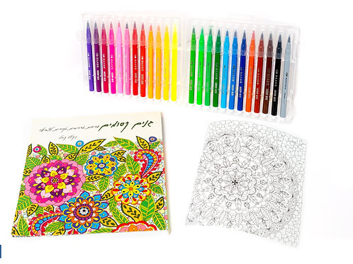 Mandala Coloring book (designs and patterns) for Adults.