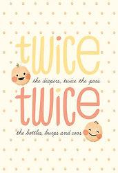Twice-Twins