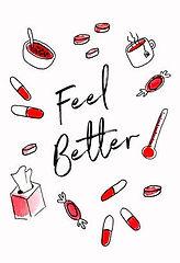 Feel Better Props
