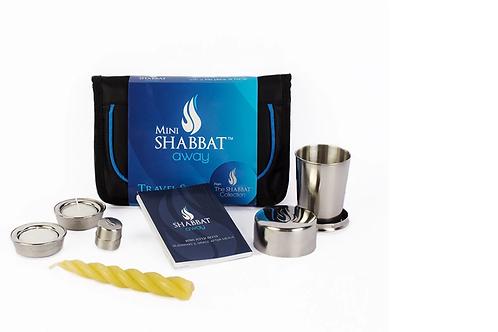 5 piece Mini Shabbat Away Travel Set