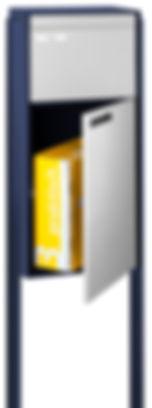 esc_PaketboxCasa_Single_S-Stuetze_Box-offen_grau-blau_008.jpg