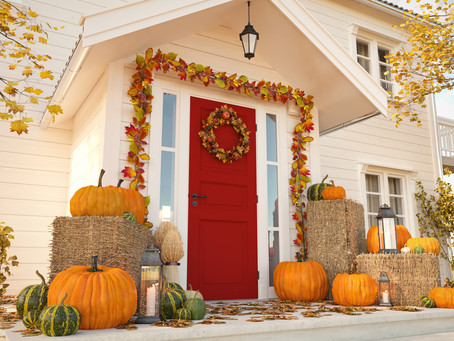 Cleaning Tips for Fall