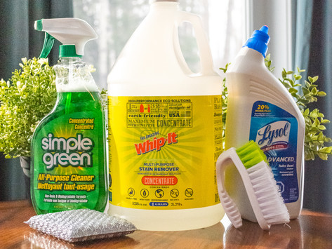 What is Green Cleaning? How is it Good?
