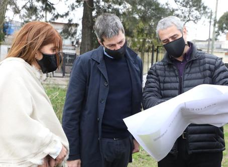 """Presentan el programa """"Clubes a la obra"""" en Avellaneda"""