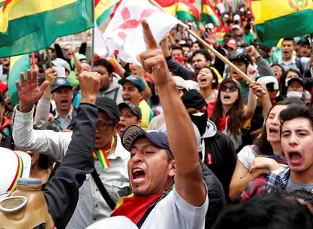 Bolivia: A través del espejo