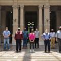 Mayra anunció un aumento para los trabajadores municipales junto a los representantes gremiales