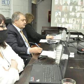 HCD Quilmes aprobó el programa de Contención Fiscal  para los sectores más afectados por la pandemia