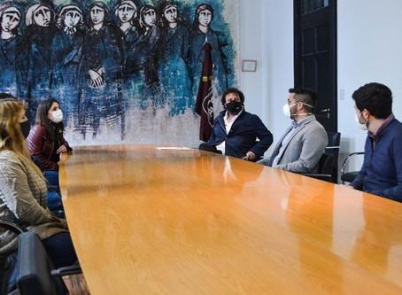 La Secretaría de Deportes de Nación firmó convenio de colaboración con la Universidad de Lanús