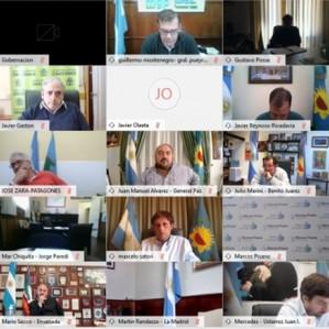 Kicillof con el comité de expertos: La situación más compleja es en el interior provincial
