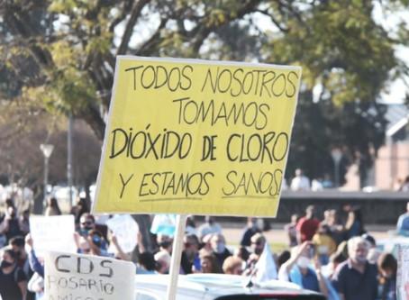 """Teresa García: """"La marcha constituyó un acto de gran irresponsabilidad"""""""