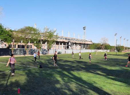 Quilmes: Reabren el polideportivo municipal para realizar actividades físicas individuales