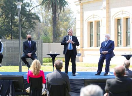 Santa Fe: El gobierno nacional presentó el Plan Detectar Federal