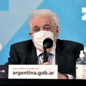 """Ginés González García: """"En marzo podremos tener masivamente la vacuna contra el coronavirus"""""""