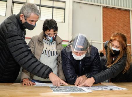 Barrio Azul: El aislamiento comunitario será por 15 días para evitar la propagación del COVID19