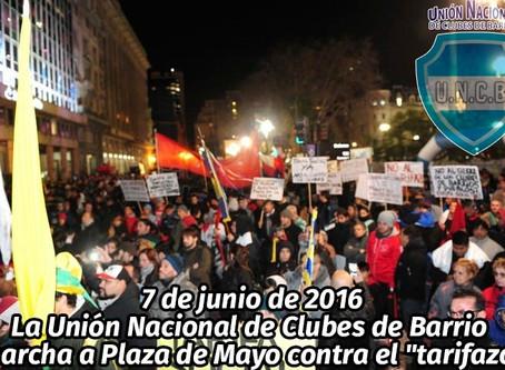 """Claudio Rial: """"Fuimos los primeros en manifestarnos contra las políticas que arruinaron a los clubes"""
