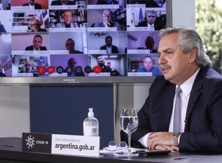 """Fernández: """"Nos llevaron a discutir la educación pública; nunca fuimos tan decrépitos"""""""