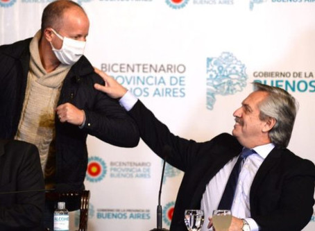 Lomas: Martín Insaurralde dio positivo de coronavirus